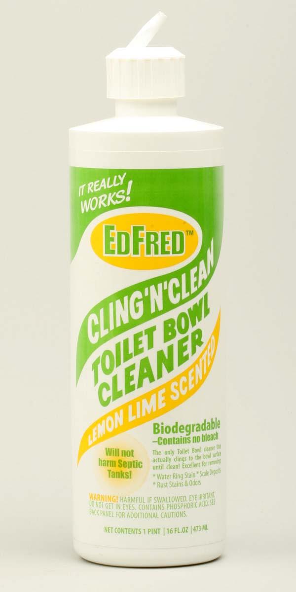 EDFRED 16 Oz. Cling N Clean Toilet Bowl Cleaner