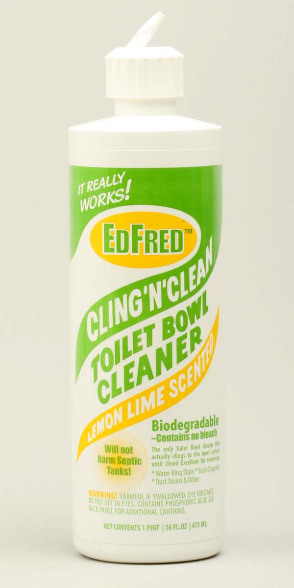 EDFRED 16 Oz. Cling N Clean Toilet Bowl Cleaner